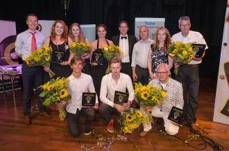 Team Almere wint Light Challenge 2015